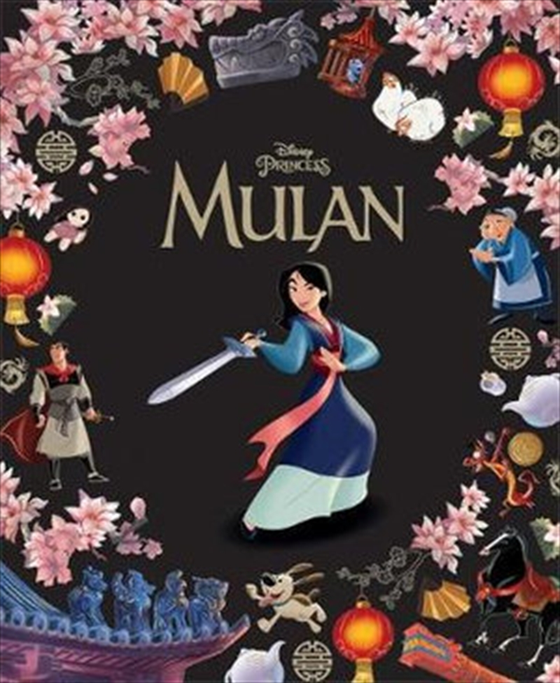 Mulan - Disney Classic Collection | Hardback Book