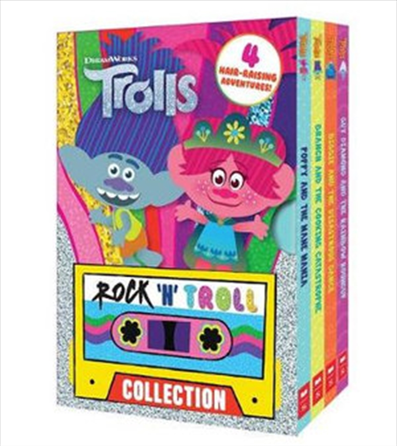Rock N Troll Collection: Chapter Book Boxed Set | Paperback Book