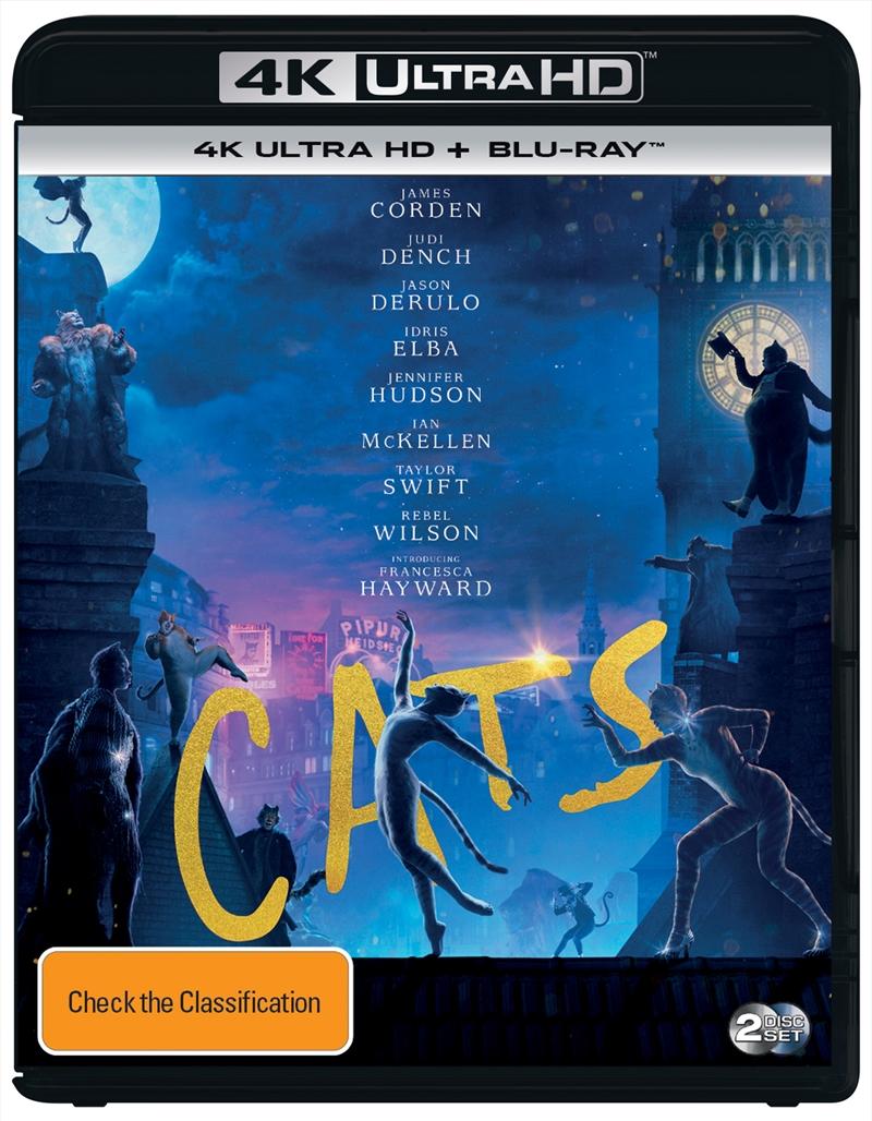 Cats - The Movie | UHD