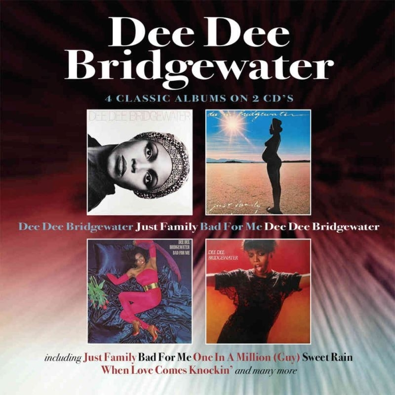 Dee Dee Bridgewater/Just Family/Bad For Me | CD