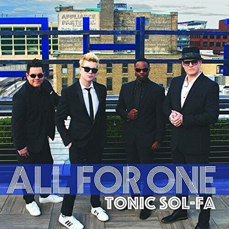 All For One | CD