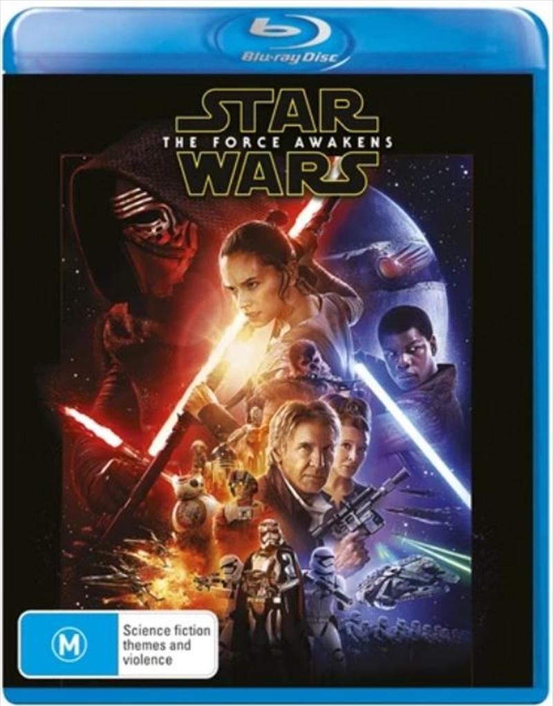 Star Wars - The Force Awakens | Blu-ray