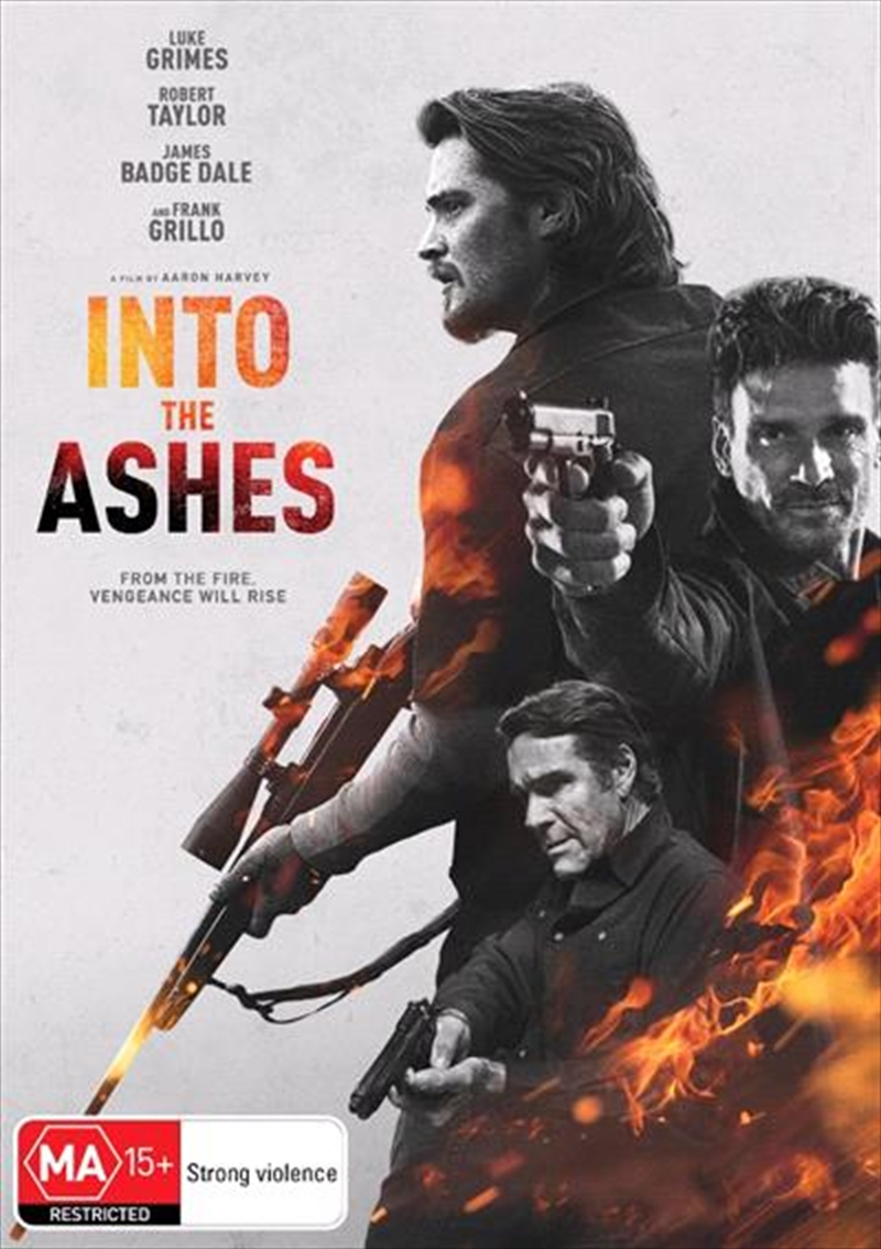 Into The Ashes | DVD