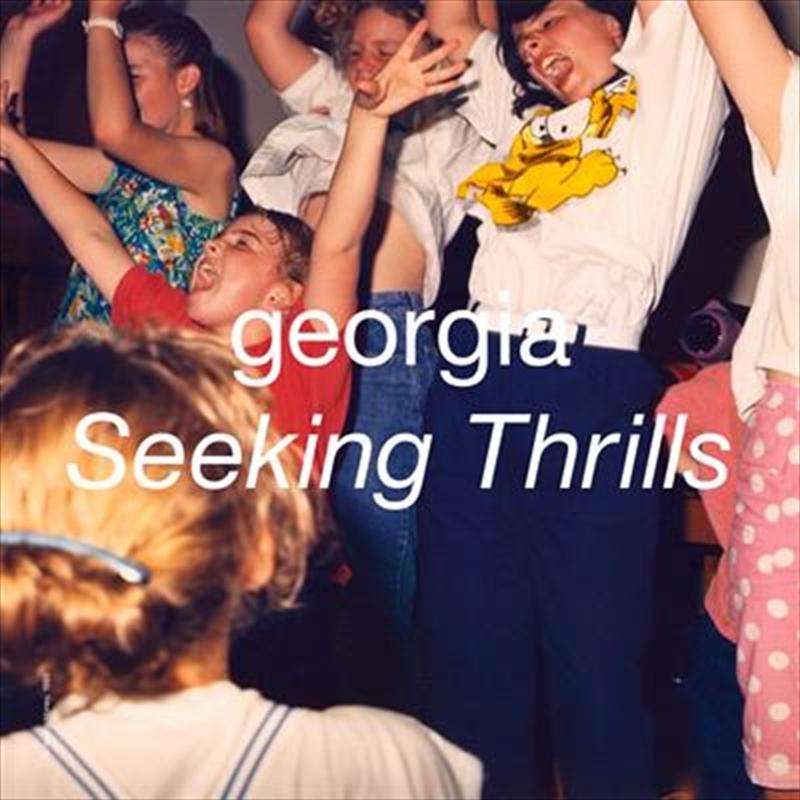 Seeking Thrills | CD