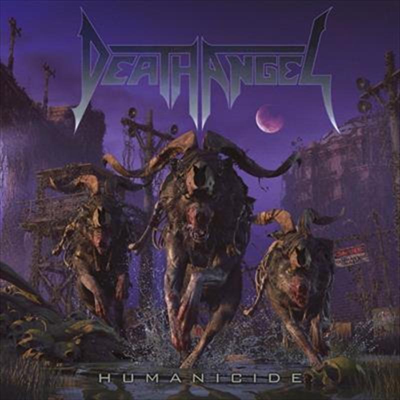 Humanicide | CD