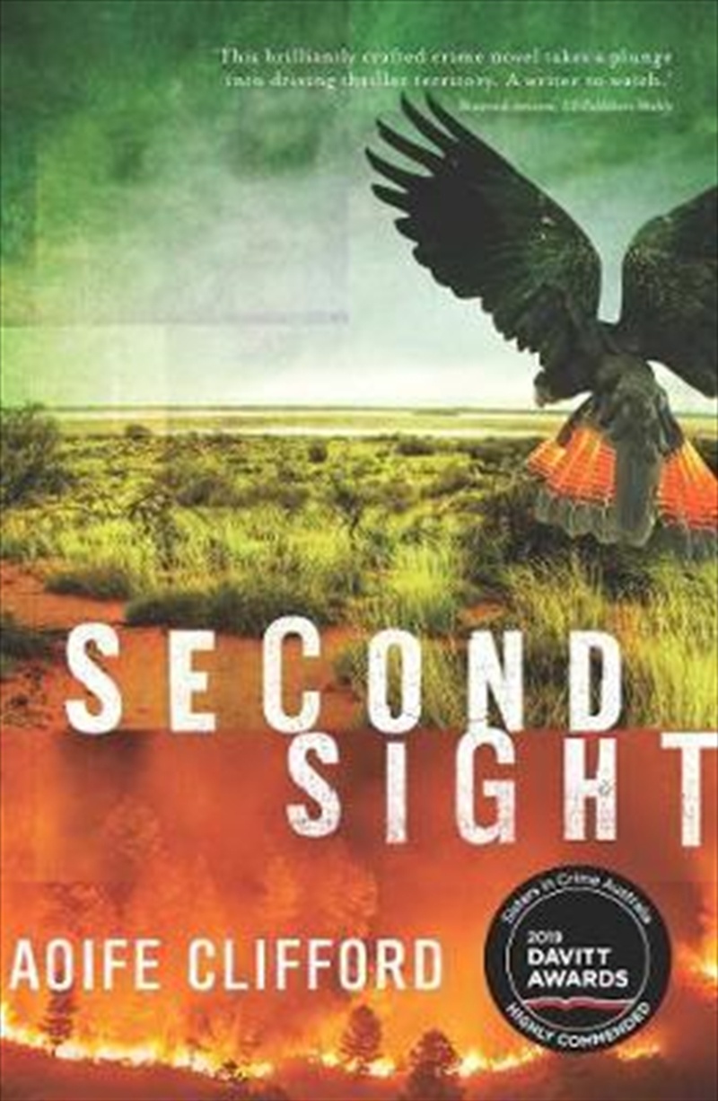 Second Sight | Paperback Book