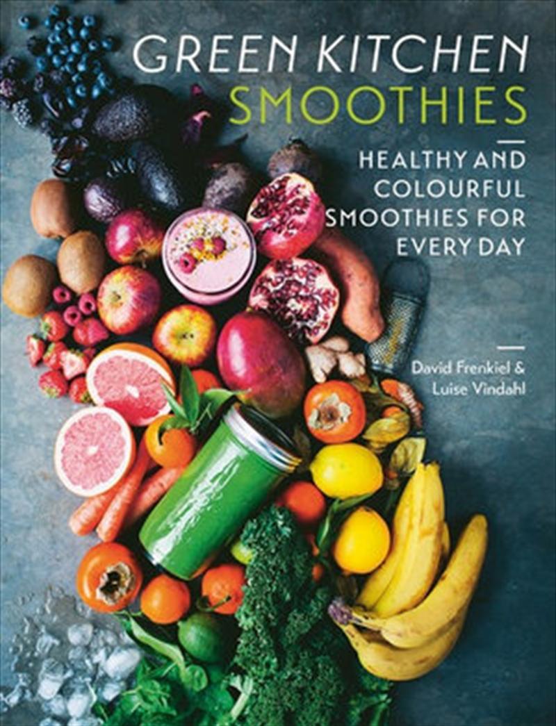 Green Kitchen Smoothies   Paperback Book