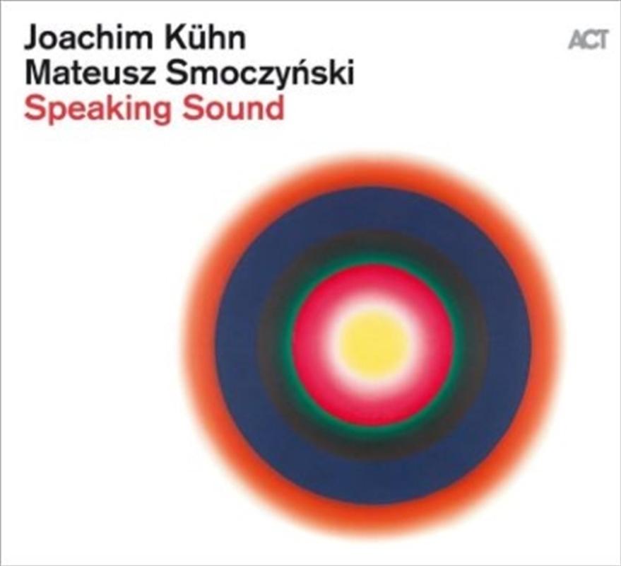 Speaking Sound   CD