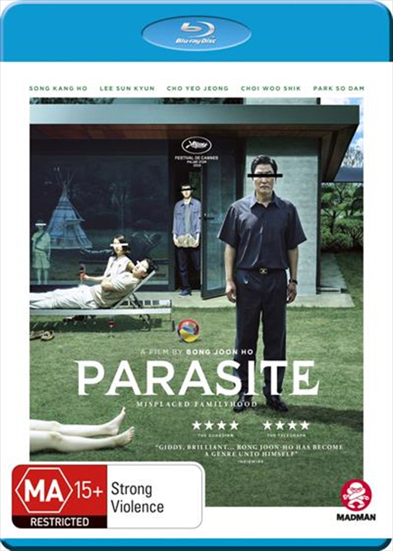 Parasite | Blu-ray