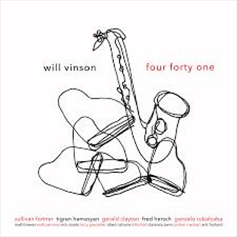 Four Forty One | CD