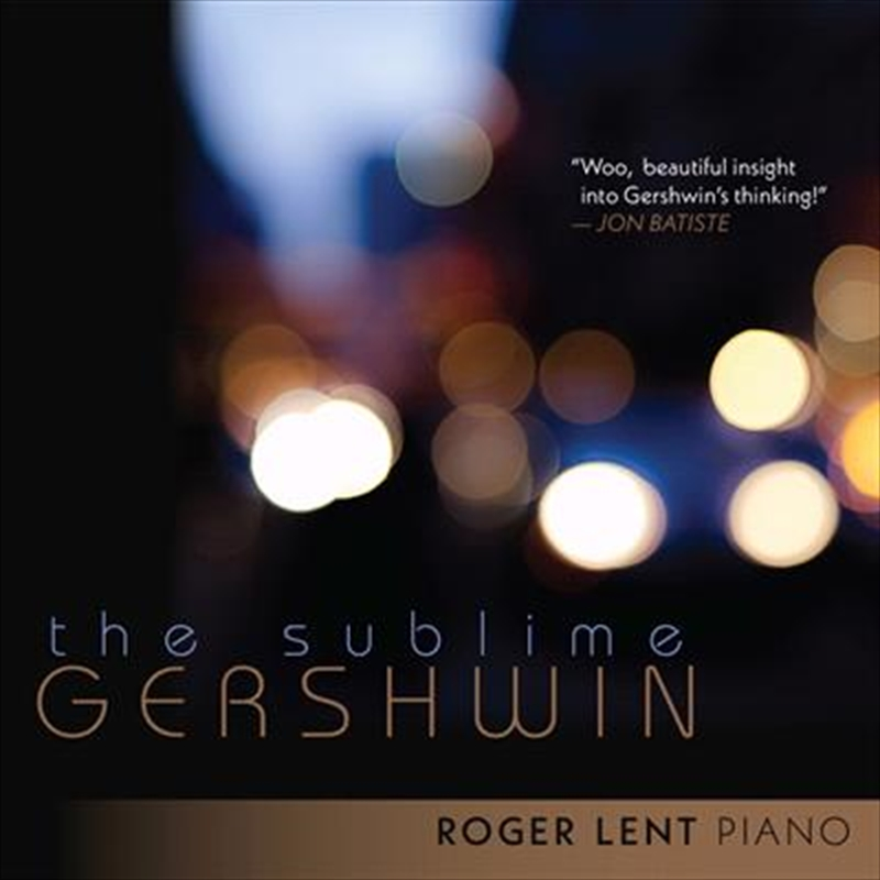 Sublime Gershwin | CD