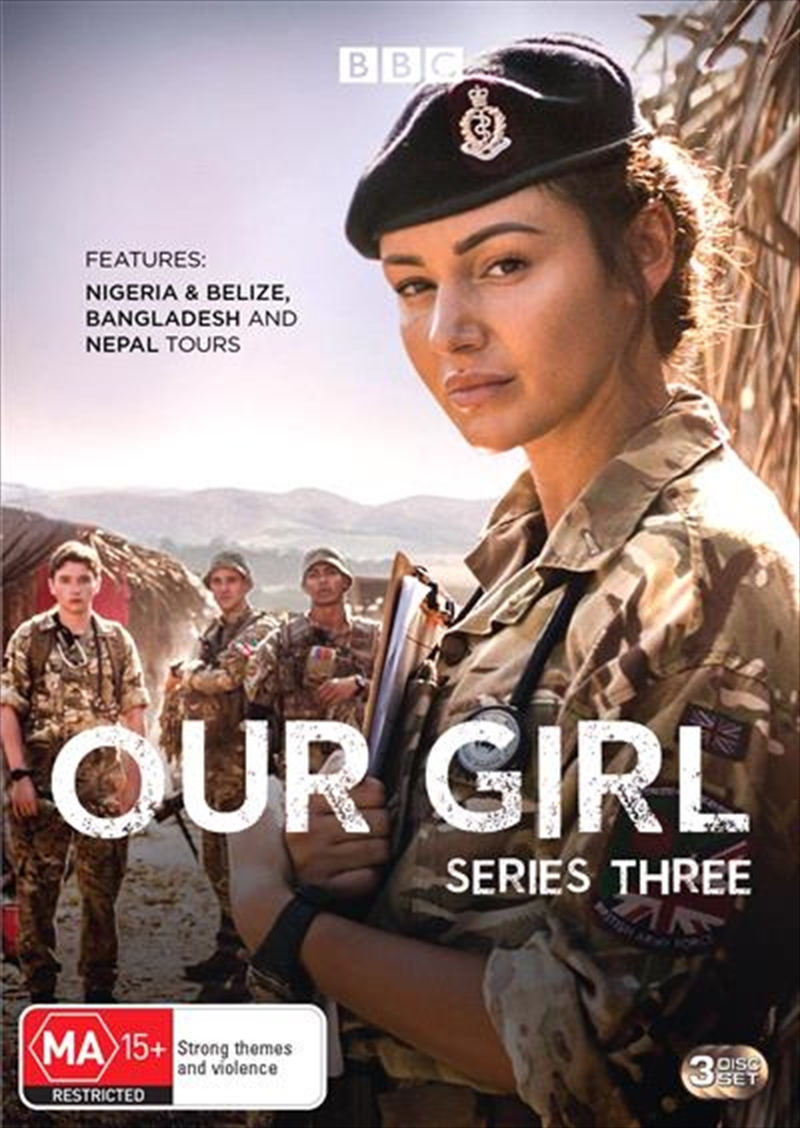 Our Girl - Series 3 | DVD