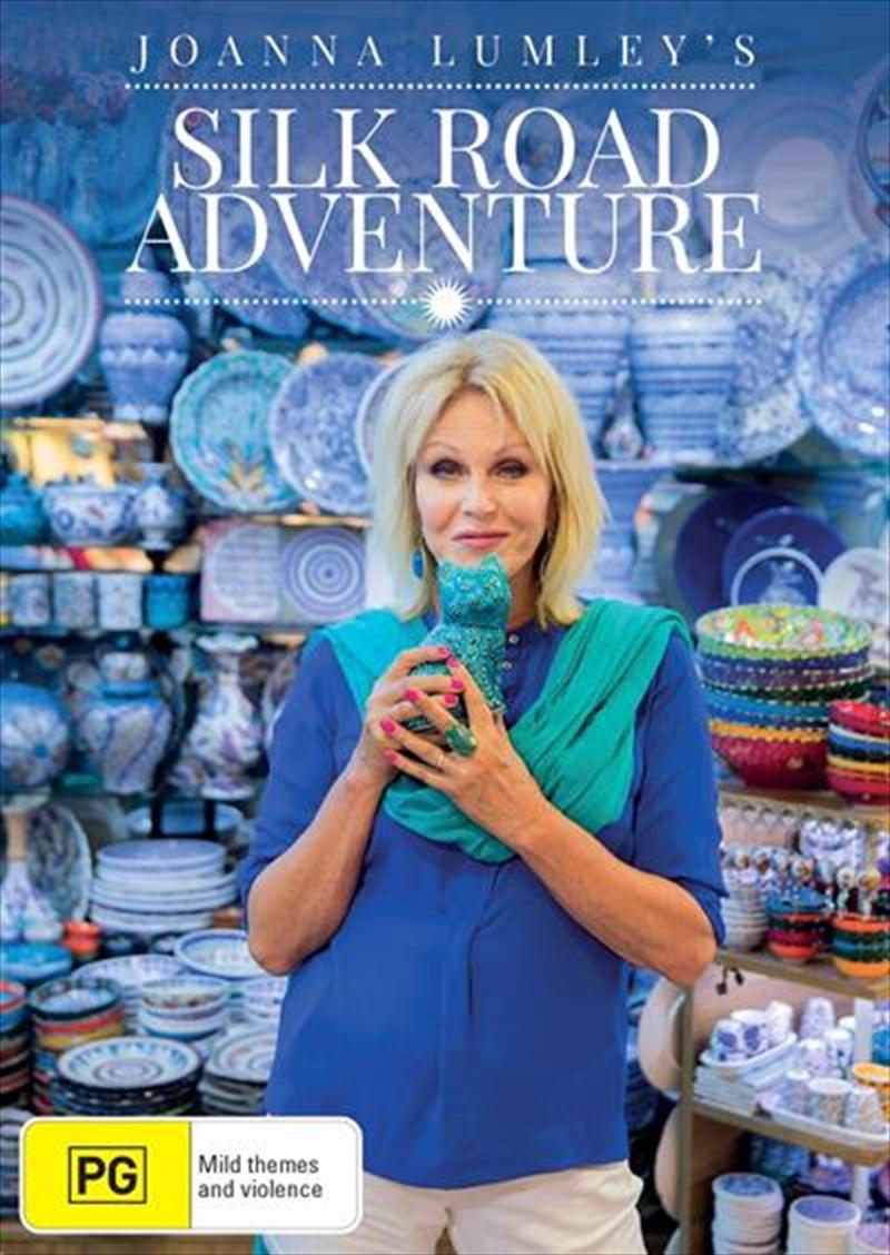 Joanna Lumley's Silk Road Adventure | DVD