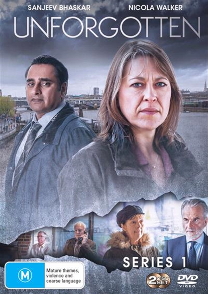 Unforgotten - Series 1 | DVD