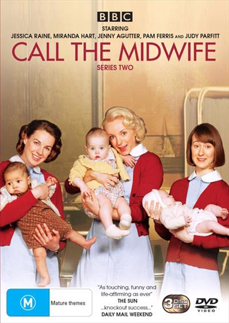 Call The Midwife - Series 2 | DVD