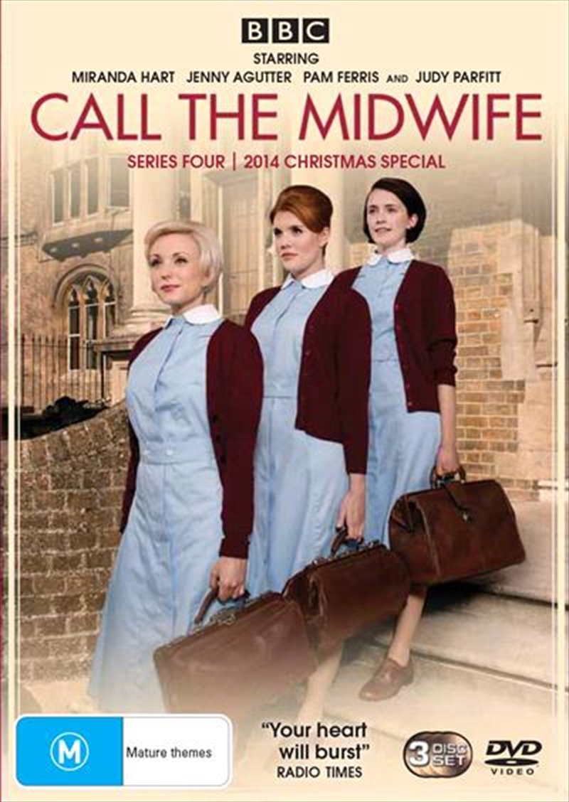 Call The Midwife - Series 4 | DVD