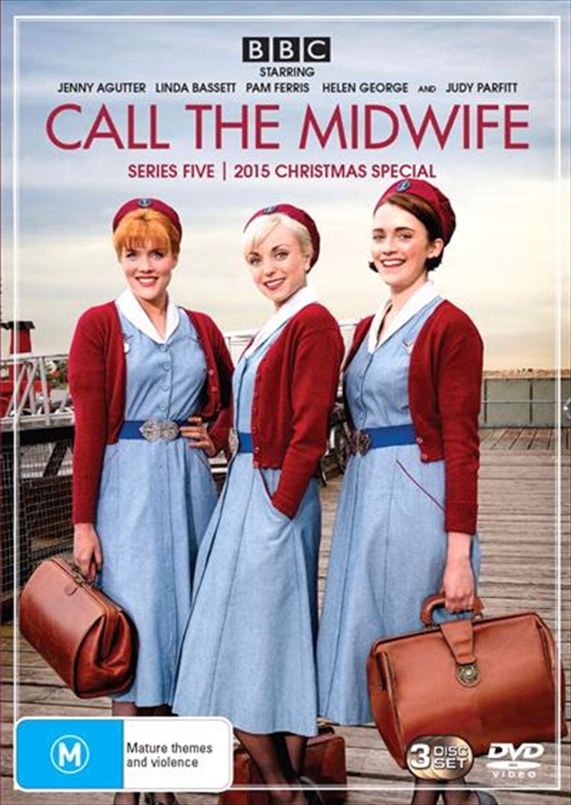 Call The Midwife - Series 5 | DVD