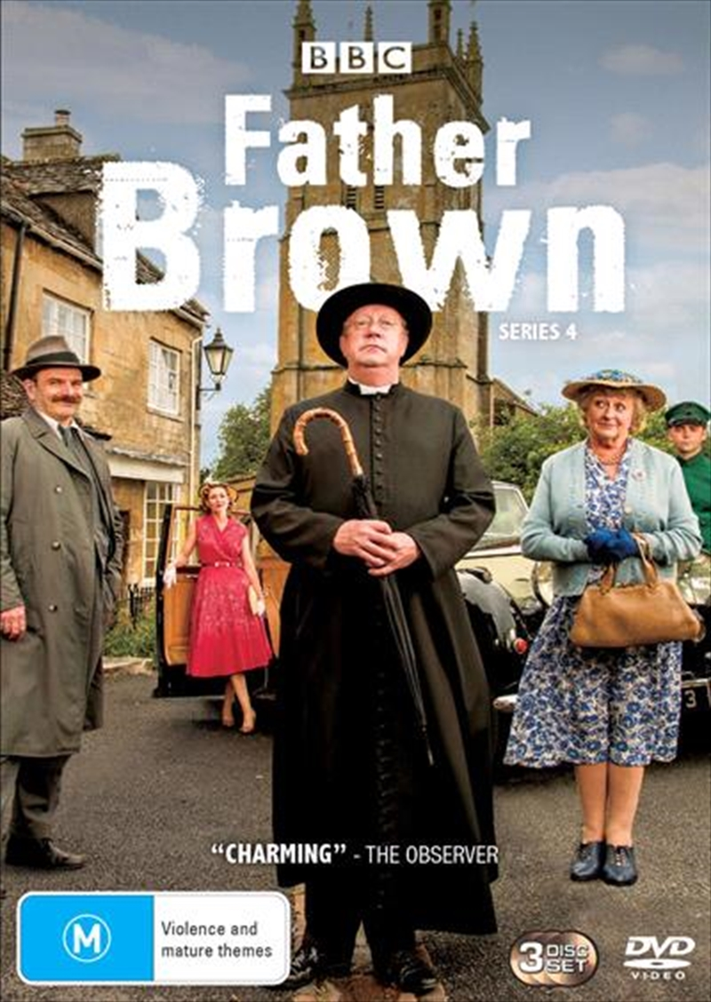 Father Brown - Series 4 | DVD