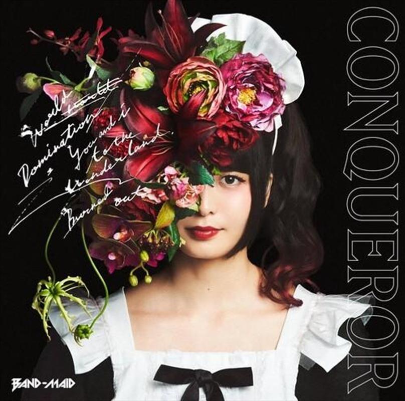 Conqueror | CD