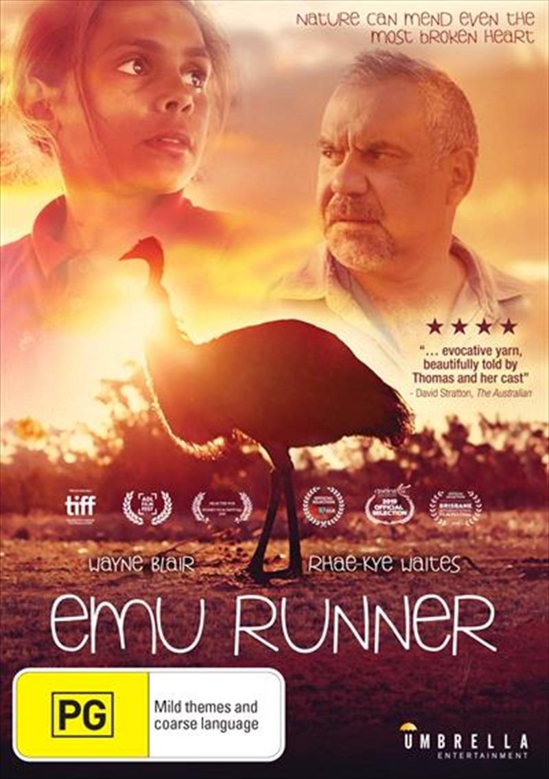 Emu Runner | DVD