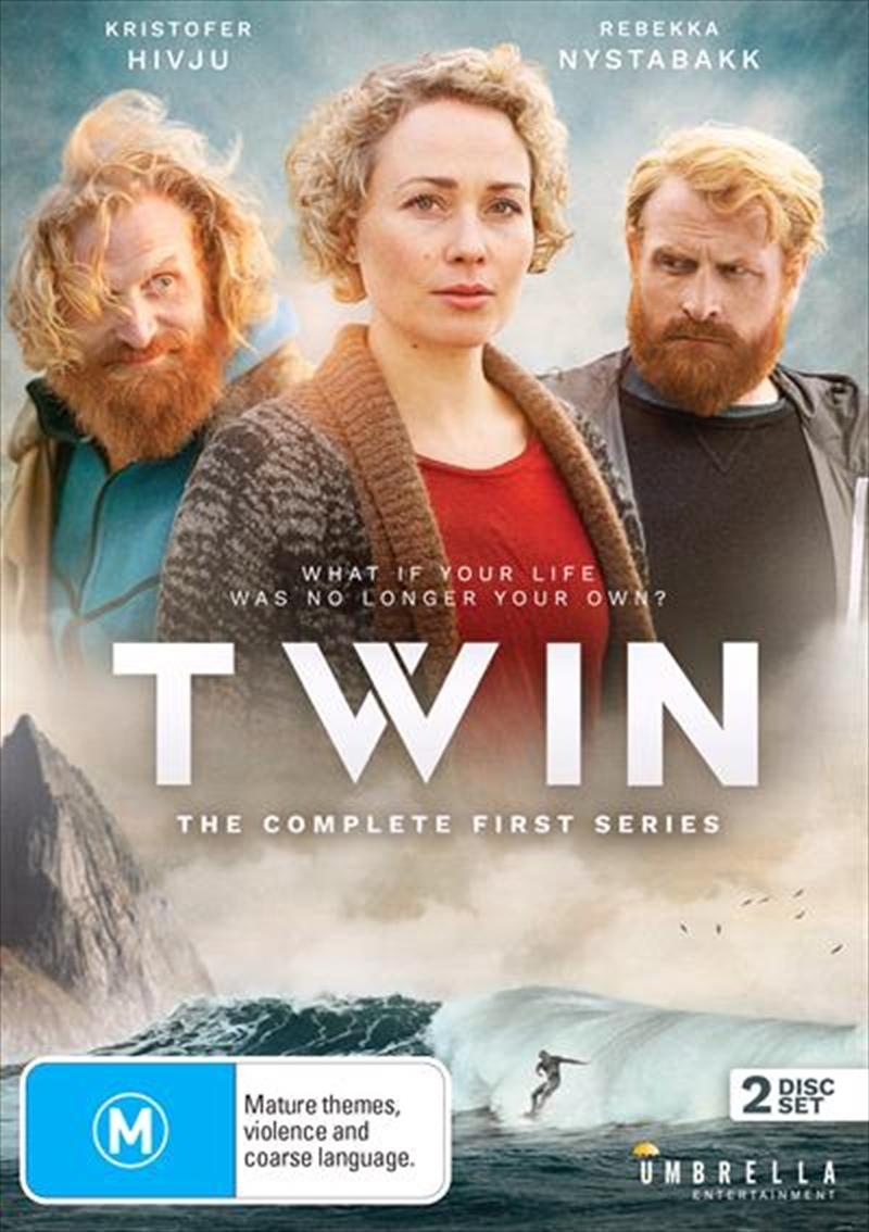 Twin - Series 1   DVD