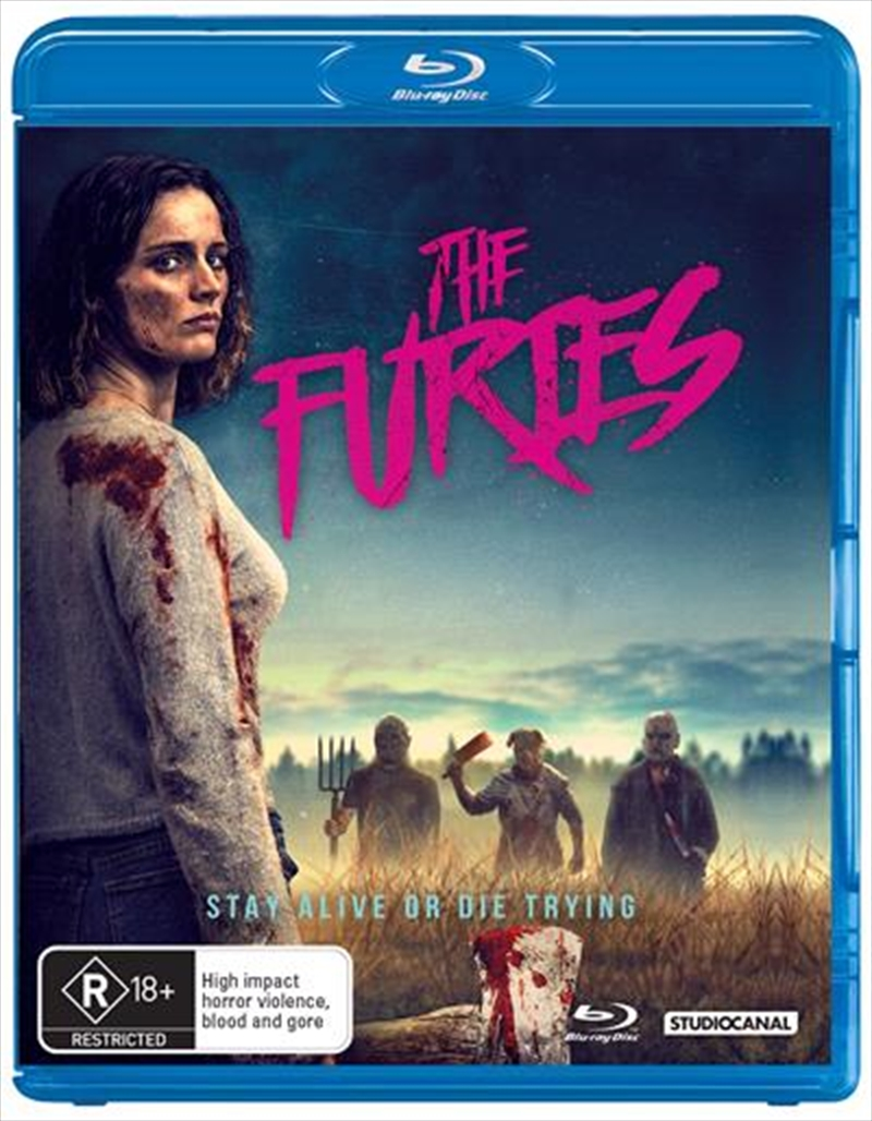 Furies, The | Blu-ray