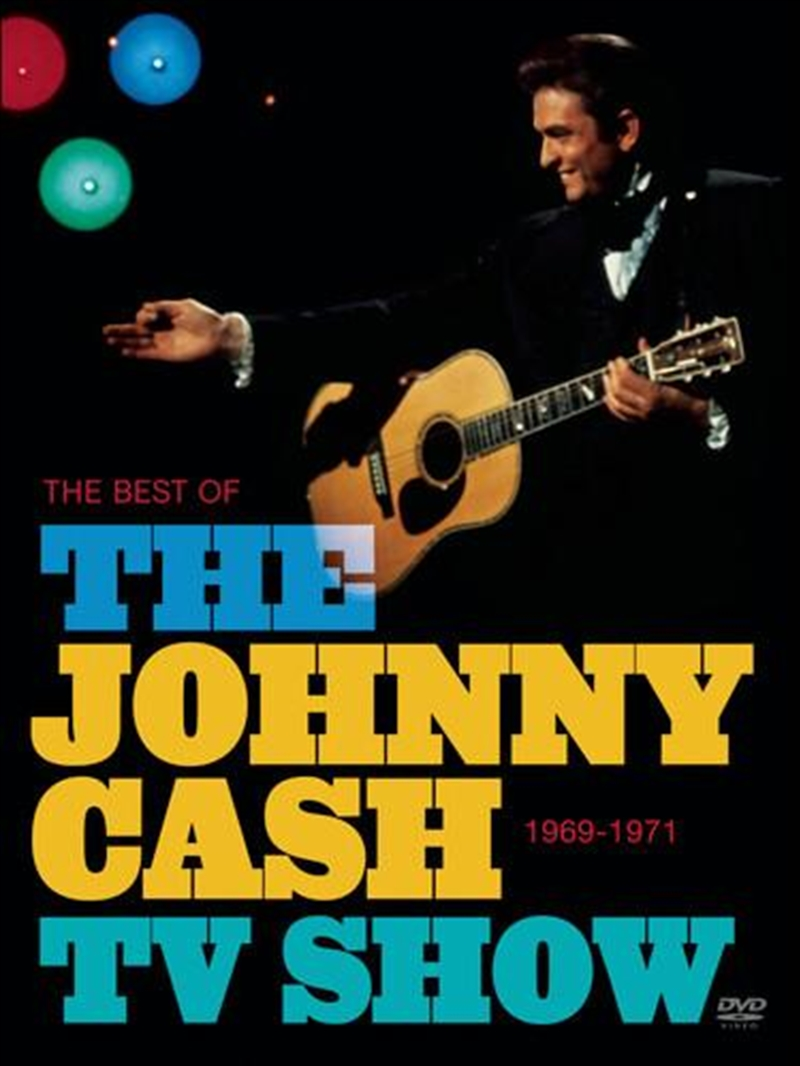 Johnny Cash - The Best Of The Johnny Cash Tv Show | DVD