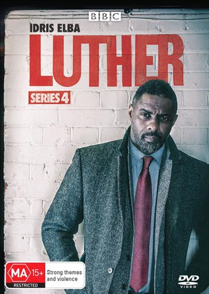 Luther - Series 4 | DVD