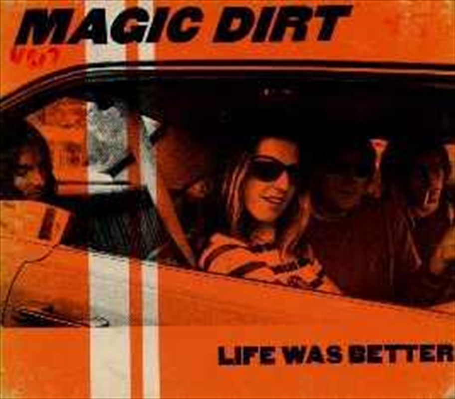 Life Was Better | CD