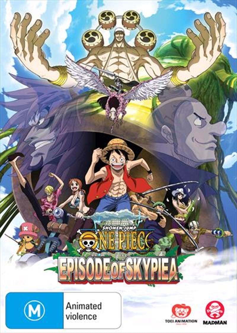 One Piece - Adventure Of Skypiea   TV Special   DVD