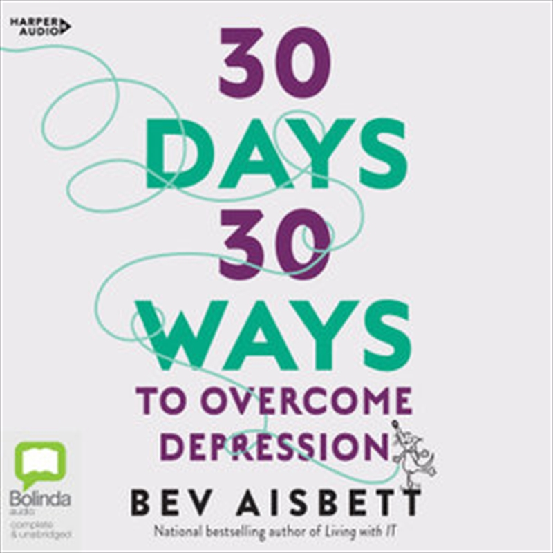 30 Days 30 Ways To Overcome Depression | Audio Book