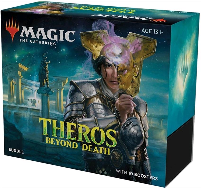 Magic the Gathering - Theros Beyond Death Bundle   Merchandise