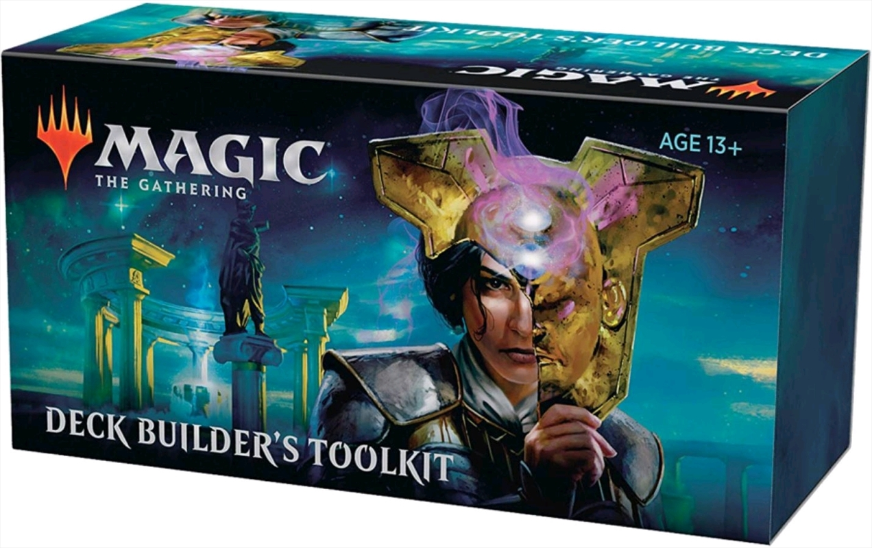 Magic the Gathering - Theros Beyond Death Deckbuilder's Toolkit | Merchandise