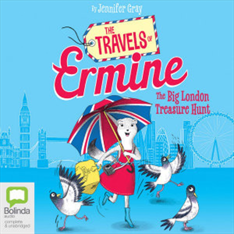 Big London Treasure Hunt | Audio Book
