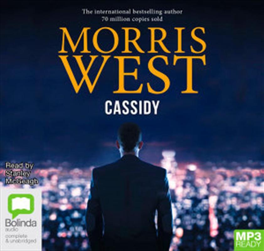 Cassidy | Audio Book