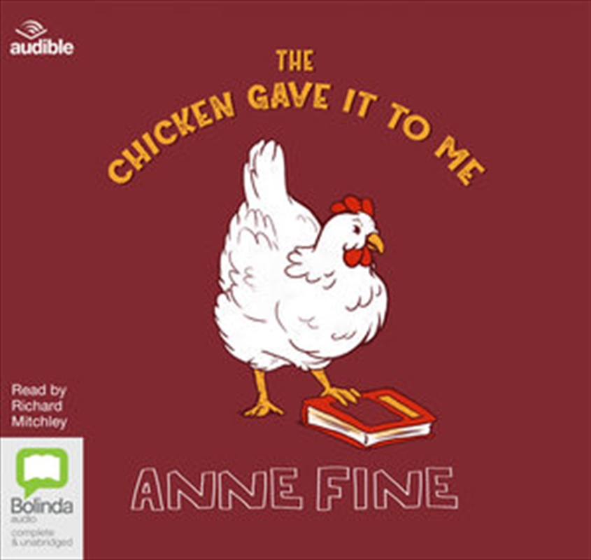 Chicken Gave It To Me | Audio Book