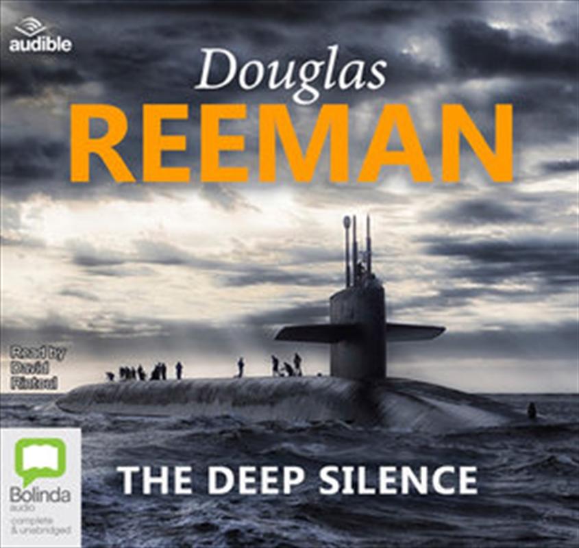 Deep Silence   Audio Book