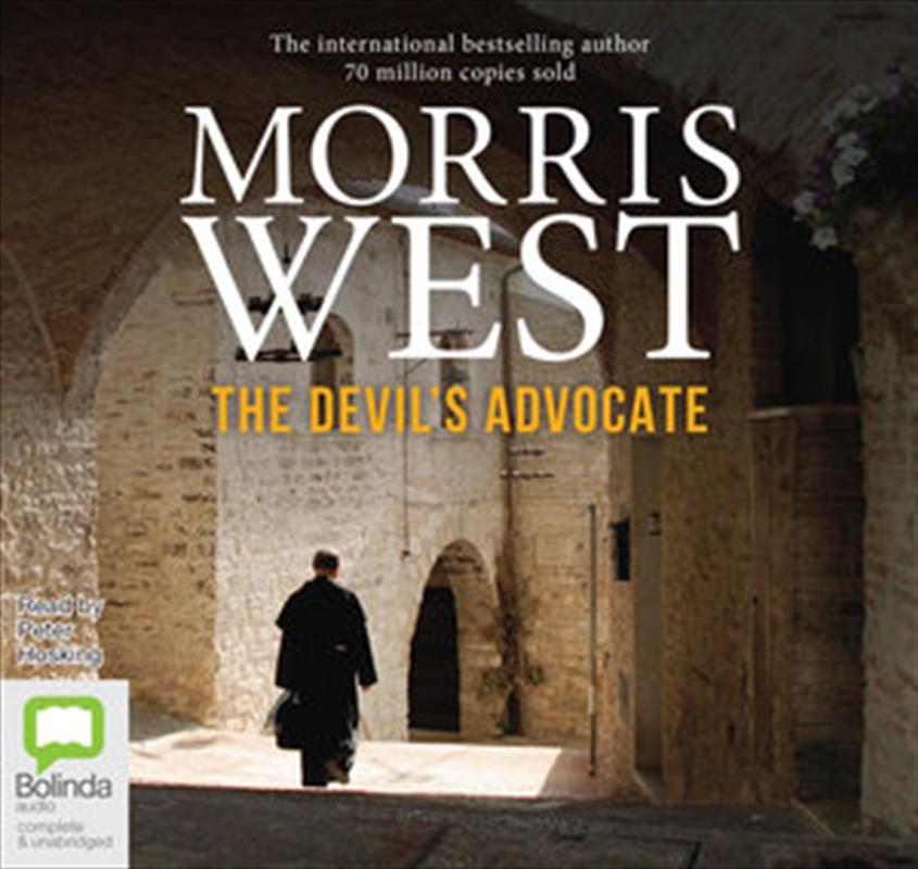 Devil's Advocate   Audio Book
