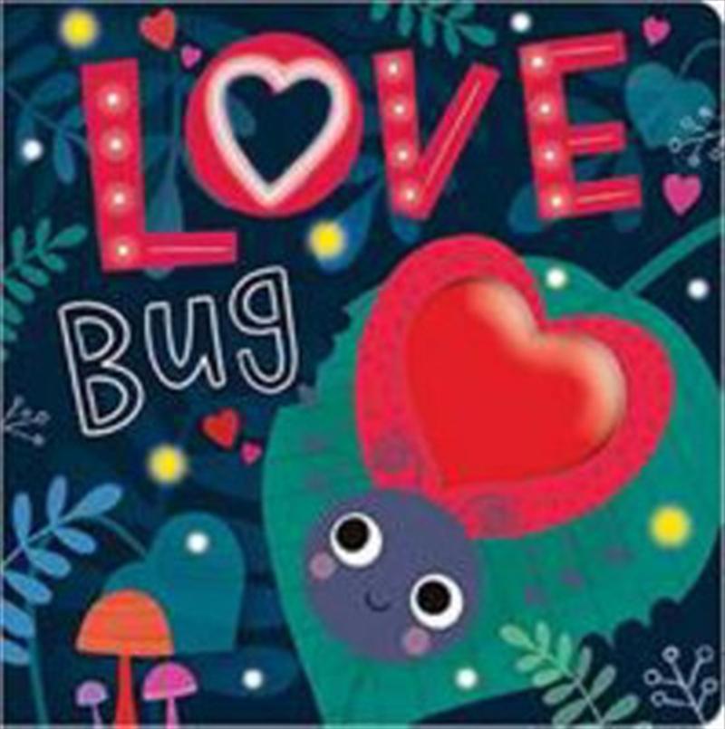 Love Bug   Board Book