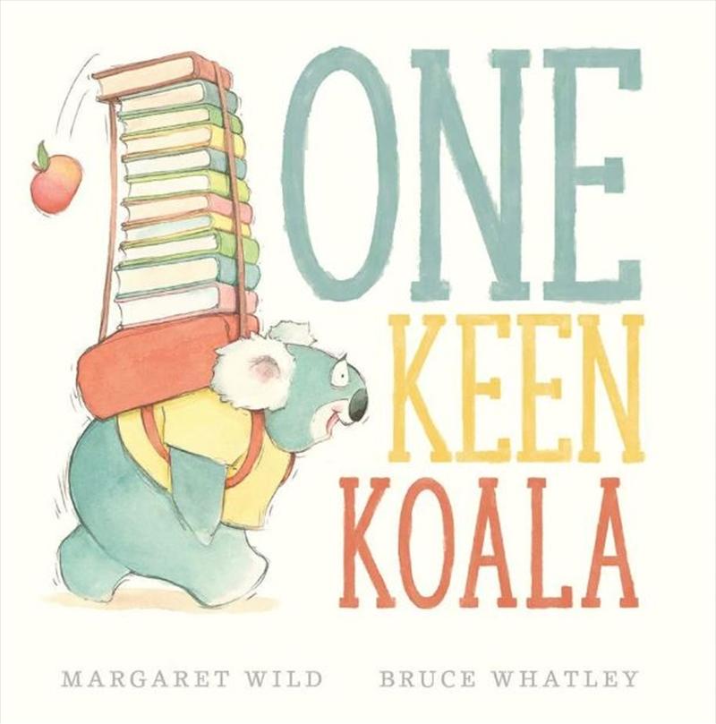 One Keen Koala   Board Book