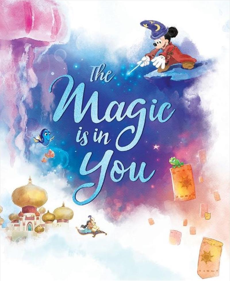 Magic Is In You | Hardback Book
