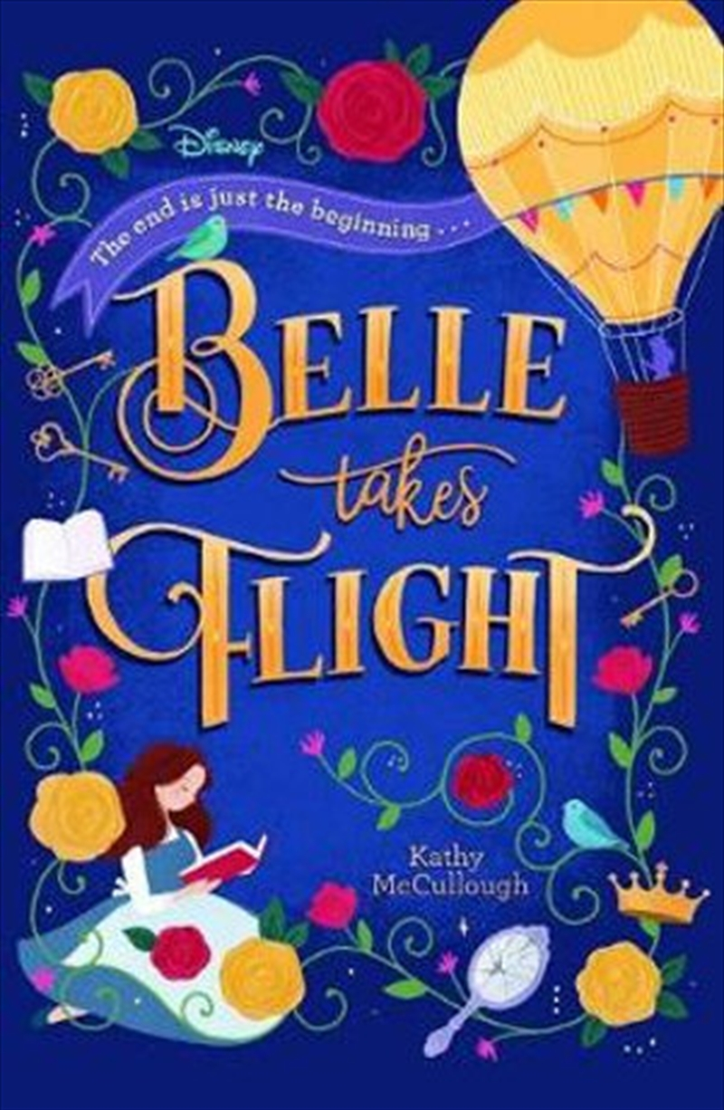 Belle Takes Flight Disney : Beauty and the Beast | Paperback Book