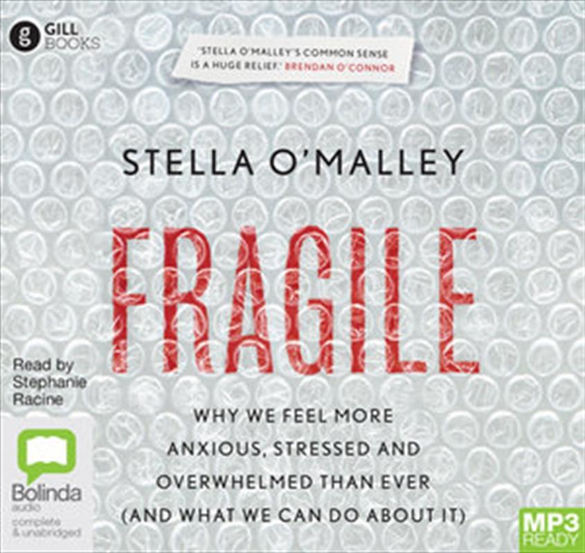Fragile   Audio Book