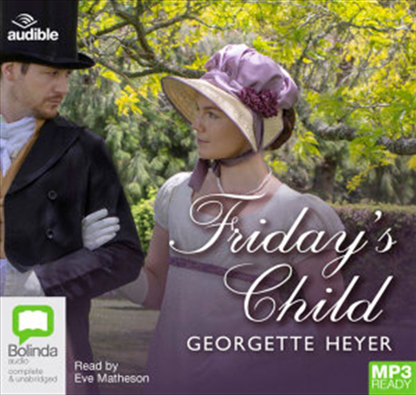 Friday's Child | Audio Book