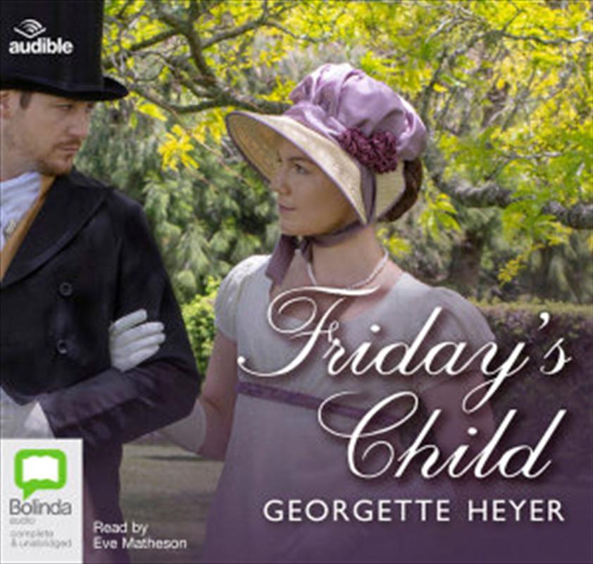 Friday's Child | Audio Book