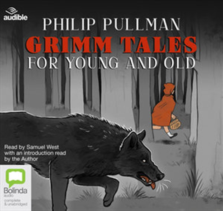 Grimm Tales For Young And Old   Audio Book