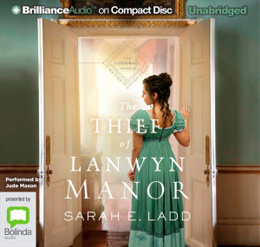 Thief Of Lanwyn Manor | Audio Book