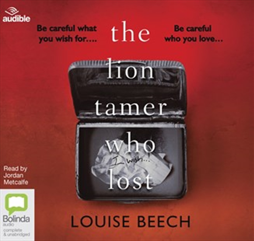 Lion Tamer Who Lost | Audio Book