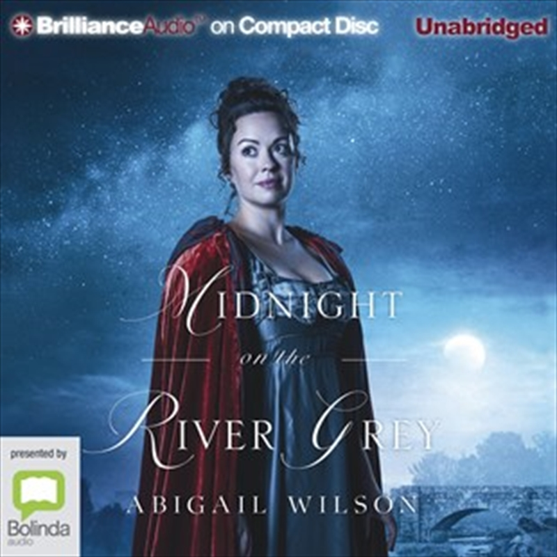 Midnight On The River Grey | Audio Book