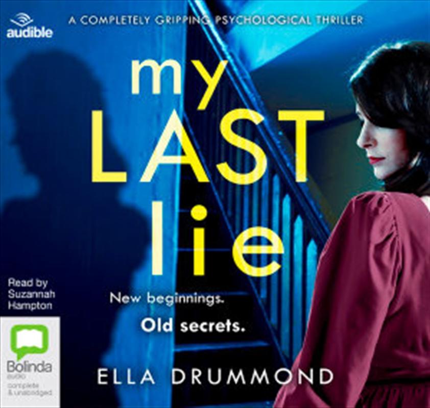 My Last Lie | Audio Book